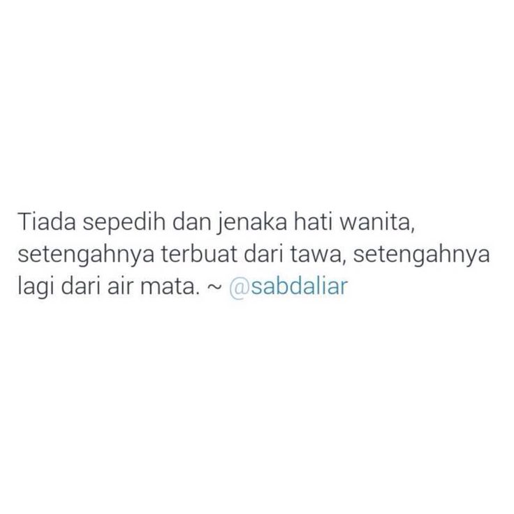 Hati wanita