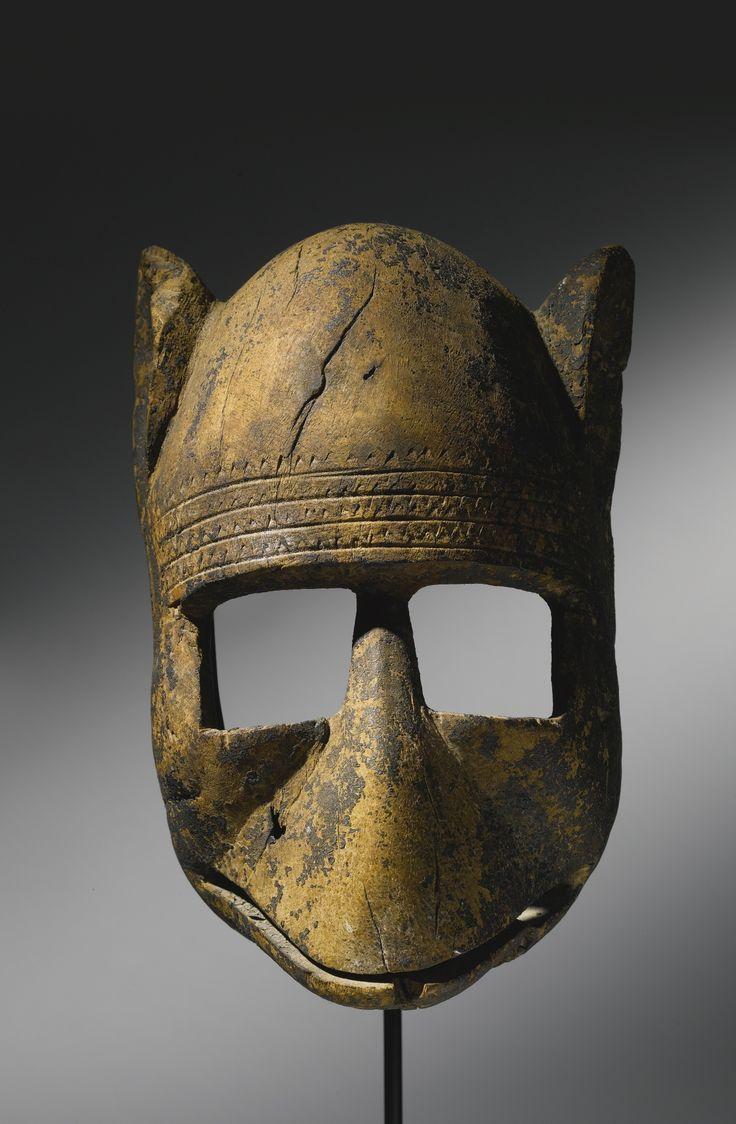 Dogon Mask, Mali, 20th century (wood, pigment)