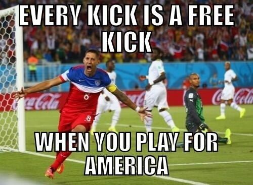 Btw… World, watch out in 2018 — we know the rules now.   21 'Murica Memes To Keep Your Patriotism Flowing