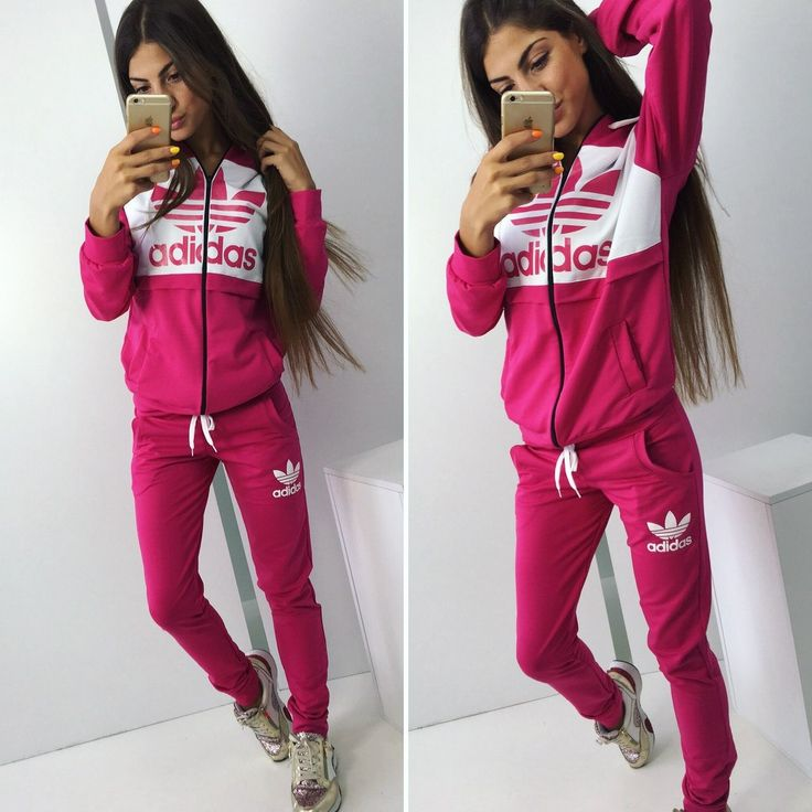 marvellous adidas outfits pink girls