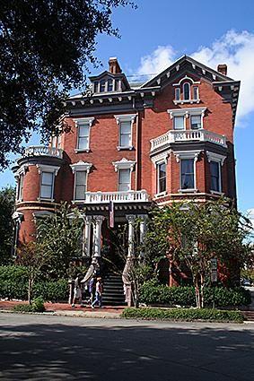 List of Haunted Houses in Georgia