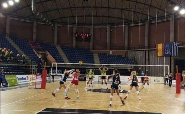 Challenge Cup. 12/12/2017. Ciudad de Logrono (Spanish) - Olympiakos 2-3.