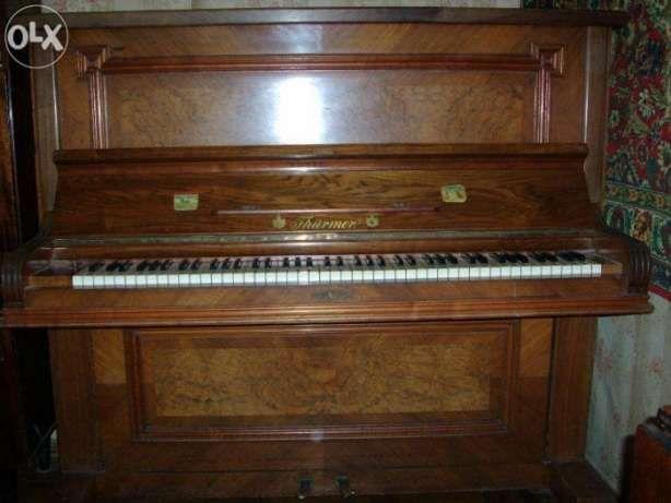 Рояльное пианино Ferd Thurmer Meissen Срочная продажа!!! Харьков - изображение 1