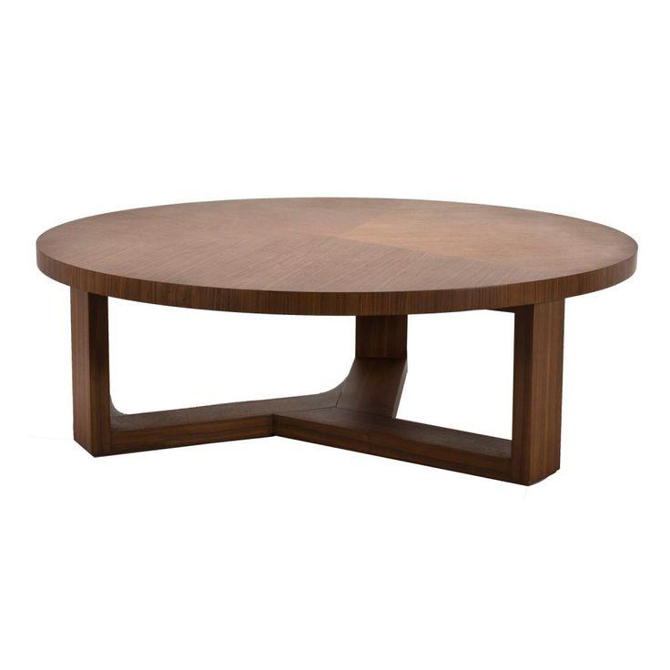 Tripod Coffee Table 120cm | Clickon Furniture | Designer Modern Classic Furniture