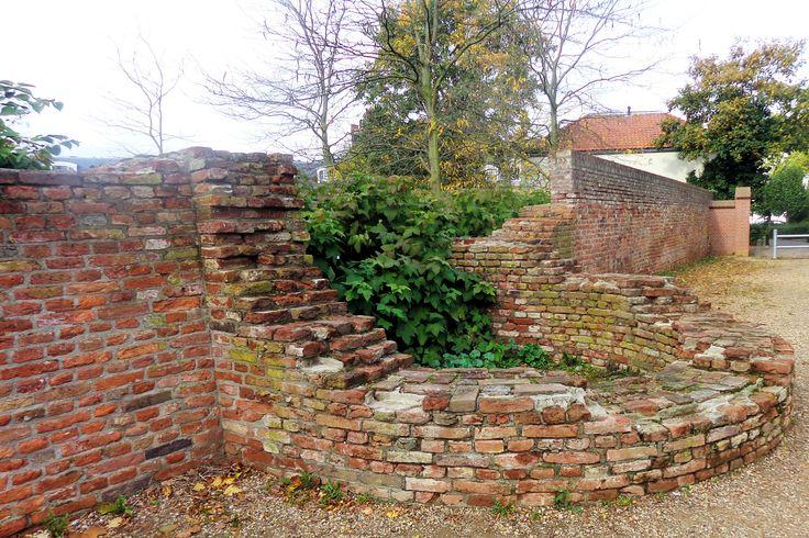 Hertog Karel liet in de 16e eeuw een ommuurd fort ter verdediging van de stad bouwen. Het kasteel werd in 1725 weer grotendeels gesloopt. De wandeling voert je naar de restanten van de vesting en het kasteelterrein. Allereerst kom je langs de oude gerestaureerde stadsmuur met de resten van een geschutstoren in het Torckpark. Op deze plek lag vanaf 1743 de eerste bomentuin van Wageningen.