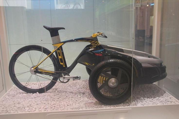 GT Concept cargo bike
