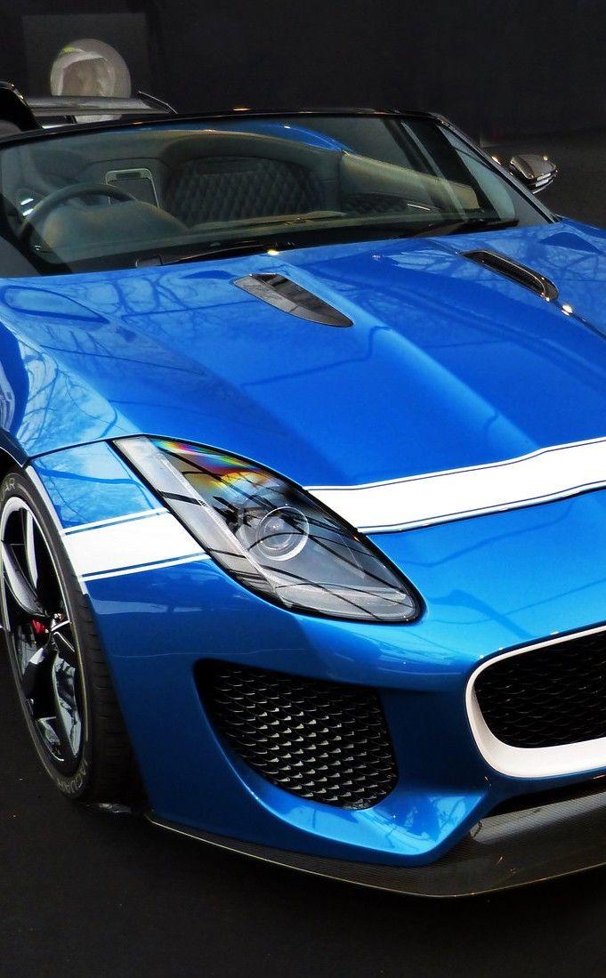 Jaguar F Type Projet 7
