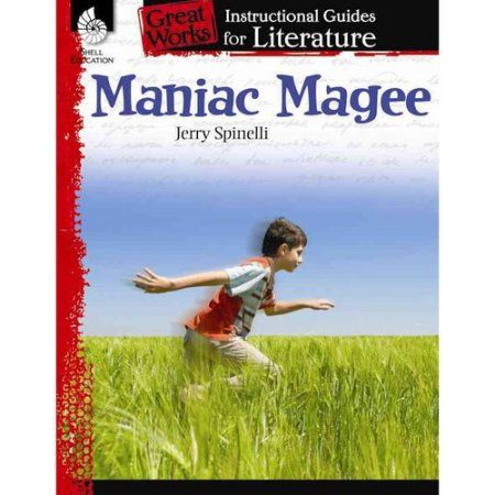 Maniac Magee: An Instructional Guide for Literature, Multicolor