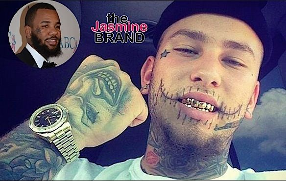 New post on Getmybuzzup- Ouch! The Game's Manager KOs Rapper Stitches + See the Footage- http://getmybuzzup.com/?p=563757- #Stitches, #TheGamePlease Share