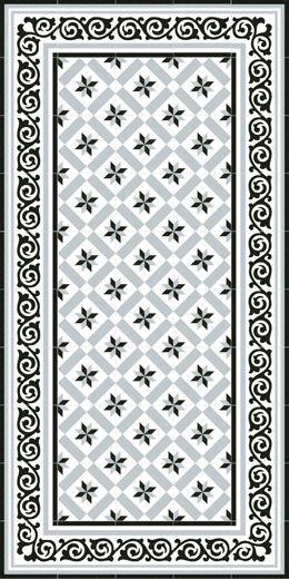 Pavimento gres pasta roja - 1900 20X20   VIVES Azulejos y Gres