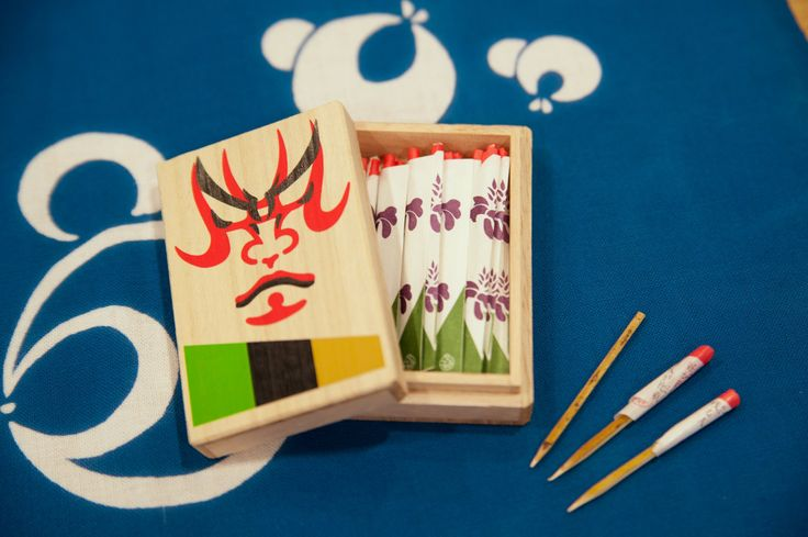 Japanese traditional toothpicks. Aren't they too gorgeous for a quicky tooth cleaning? http://ignition.co/53