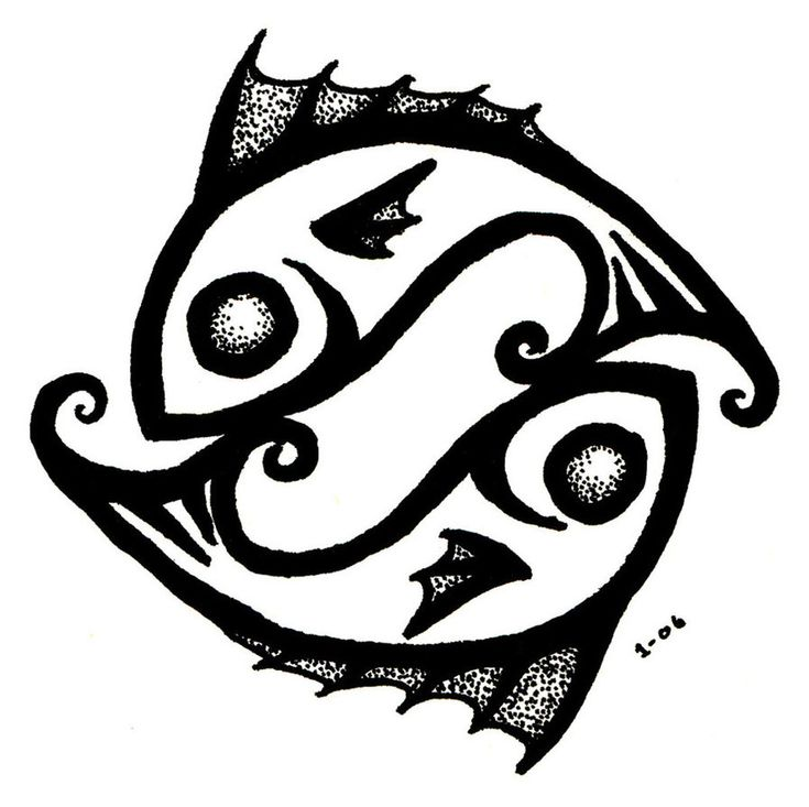 Pisces Fish By Sladeside On Deviantart - Free Download Tattoo ...