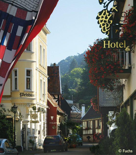 Rommersdorf, Ortsteil des Fachwerkstädtchens Bad Honnef