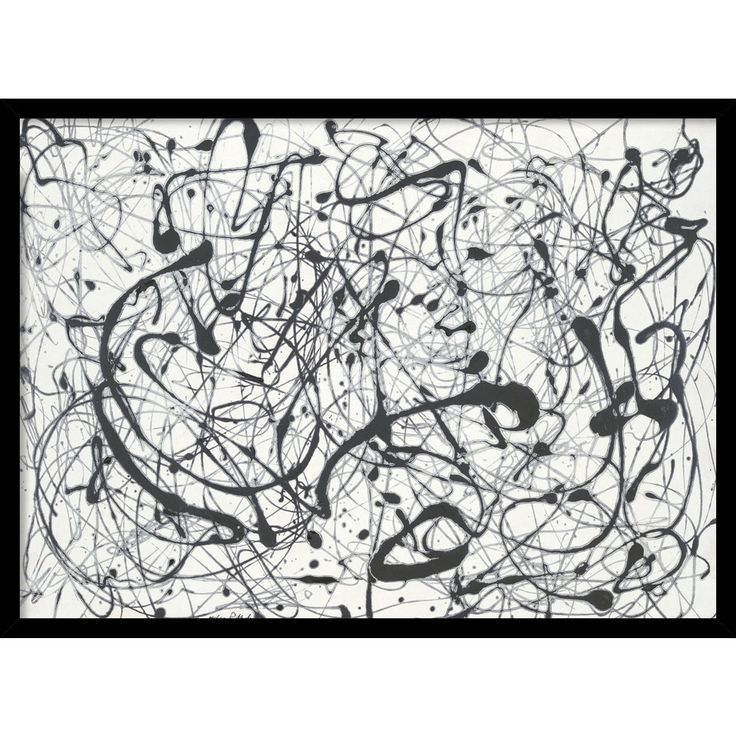1000 ideas about number 14 on pinterest pineapple for Jackson pollock coloring page