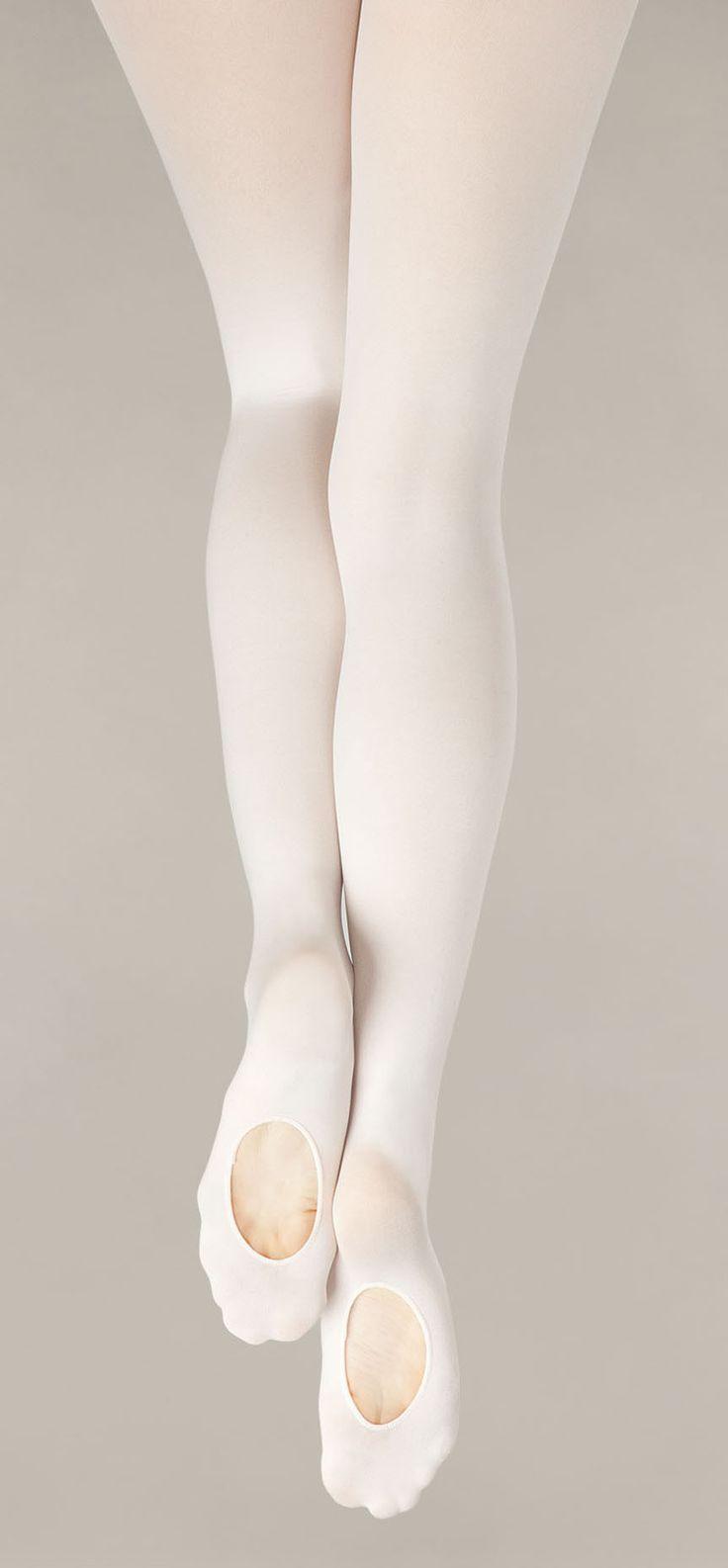 Transition Foot Tights Capezio 1816