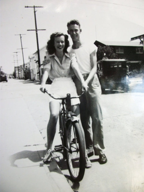 Young couple c.1940s