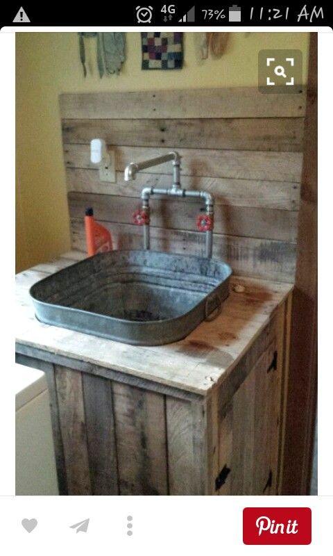 Basin idea
