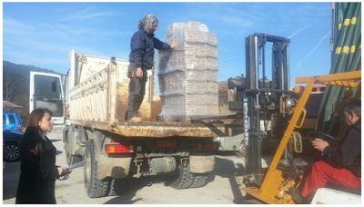 ΜΑΝΤΕΙΟ ΔΩΔΩΝΗΣ ΙΩΑΝΝΙΝΩΝ: Διανομή 13,5 τόνων ρυζιού από τον Δήμο Δωδώνης