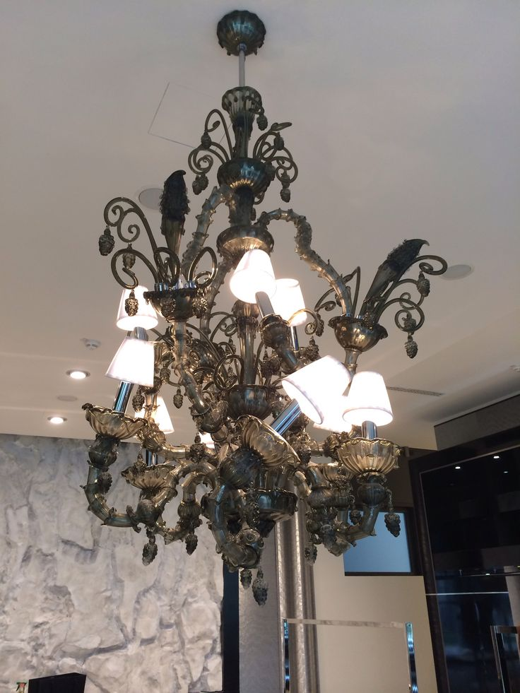 Murano, allure frankfurt, chandelier, art, interior design, fashion store
