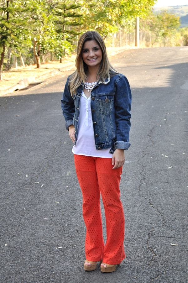25+ best ideas about Orange Pants Outfit on Pinterest | Orange jeans Coral jeans and Coral ...