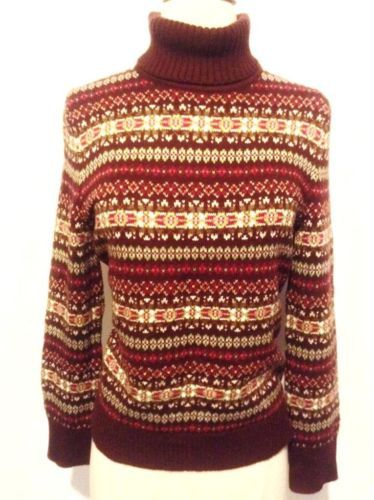 86 best Nordic Fair Isle Tribal Sweaters images on Pinterest | Ski ...