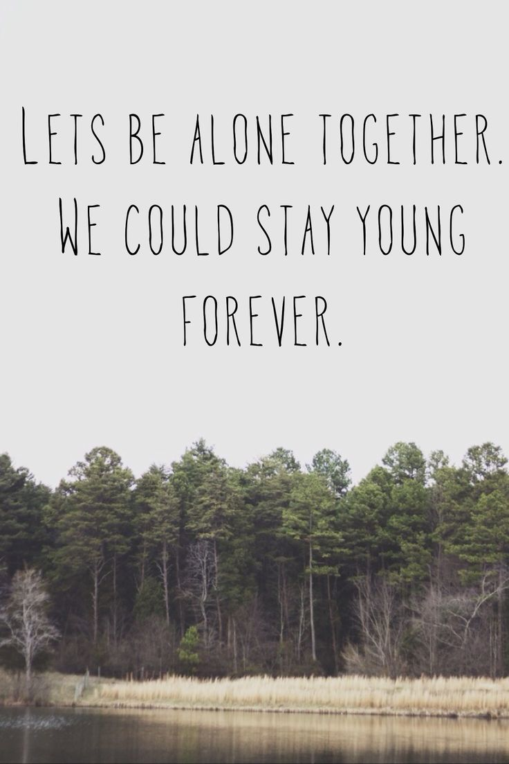 Alone Together by Fall Out Boy #lyrics