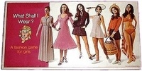 What Shall I Wear? - A Fashion Game for Girls   Board Game   BoardGameGeek