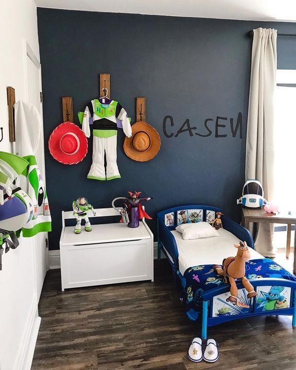 20 Cute Disney Room Design Ideas For Children Disney Room Designs Disney Room Decor Boy Room Themes