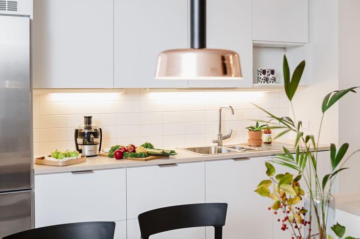 14 parasta kuvaa Kiva ja toimiva keittiö Pinterestissä  Villas,Helsinki ja