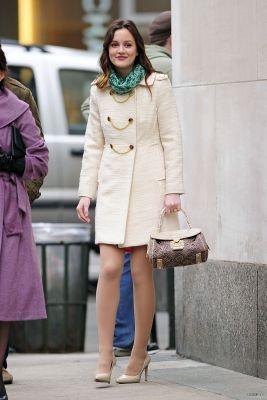 Gossip Girl - Season 4  Blair Waldorf's Coat