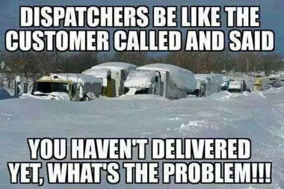 Trucker Witze