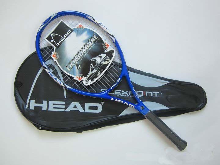 Envío Gratis Tenis raquete de Material Superior de Fibra de Carbono de tenis Raqueta de tenis raquetas de tenis de cuerdas