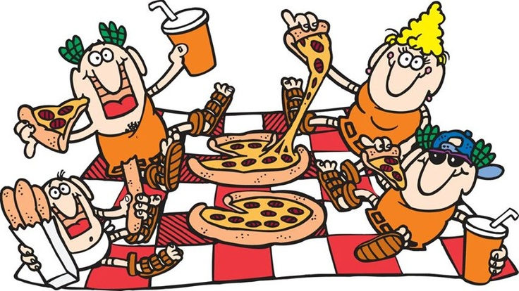 Littlecaesars family picnic checkerboard pizza for Little caesars coloring pages