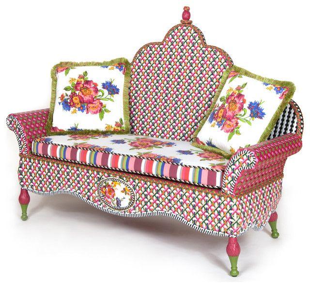 #eclectic #sofa #design