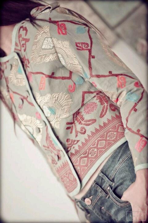 Tenun Jacket