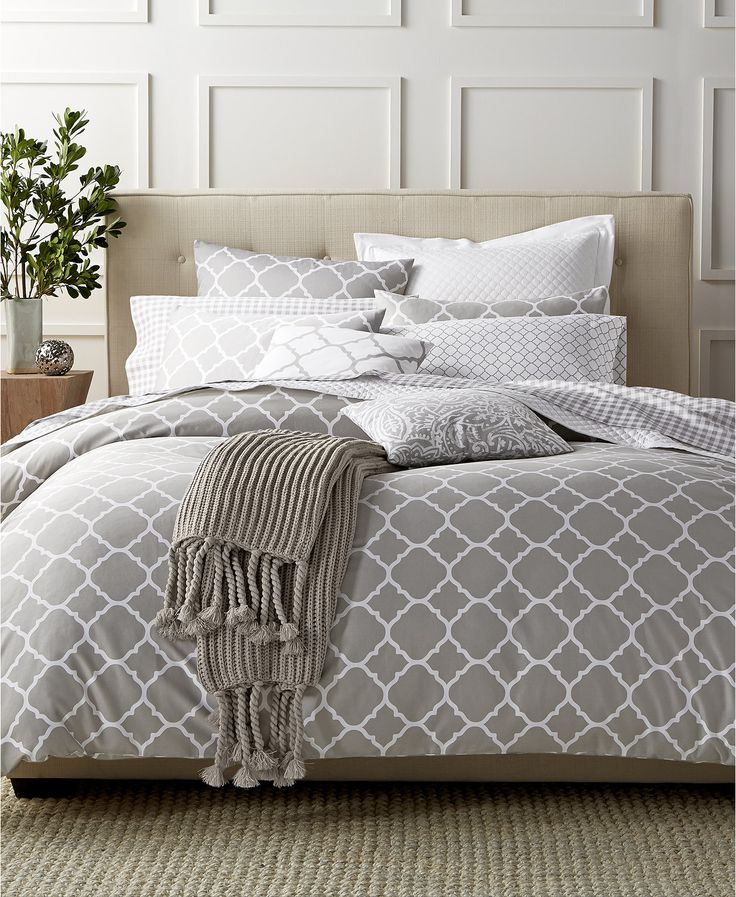 charter club damask designs geometric dove comforter sets created for macyu0027s bedding collections bed u0026 bath macyu0027s