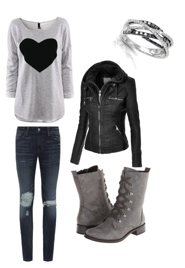 """Untitled #69"" by alisha-dovey ❤ liked on Polyvore featuring Denim & Supply by Ralph Lauren and Aerosoles"