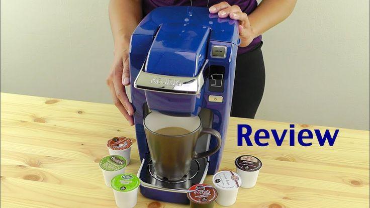 Keurig k10 mini plus brewing system review youtube in