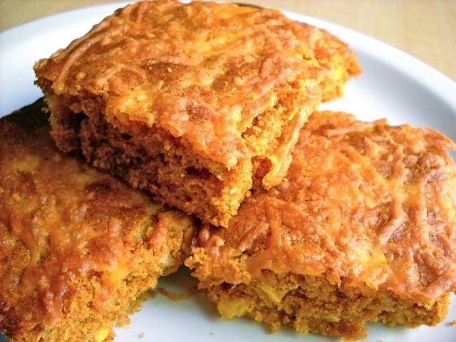 Chili Cheese Cornbread   *Food - Bread, Rolls, Muffins   Pinterest