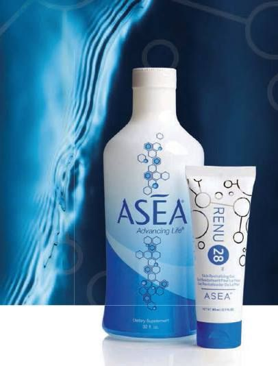 Asea and Renu 28 are the only 2 products ASEA has and it's all they need. No one else has it. No one else will ever have it. It's backed by 16 years of science. It's patented. Those 2 products are the only 2 products out there where you can get redox signaling molecules that are native to your body.