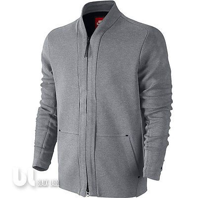 Nike Tech Fleece Herren Cardigan Herren Tech Fleece Sweatjacke Sport Style Jacke