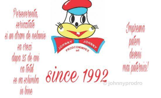 Johnny  din 1992 - CLICK AICI PENTRU DETALII