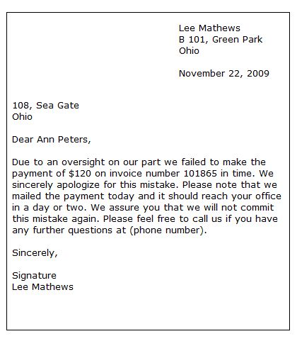 25+ bästa Business letter format idéerna på Pinterest Engelsk - business apology letter template