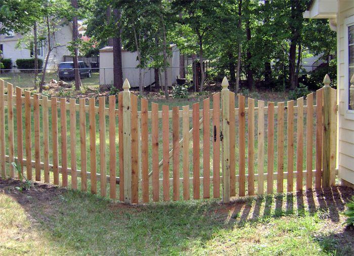 The 25+ best Types of fences ideas on Pinterest | Backyard ...