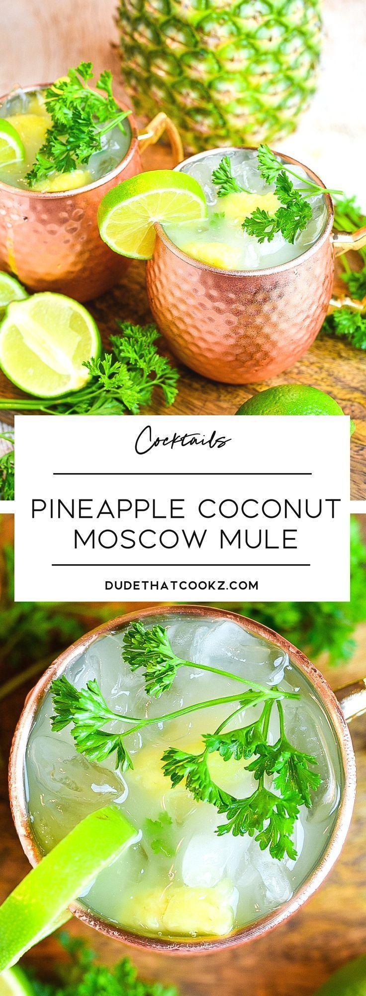Die natürlichen Aromen, die Sie erhalten, wenn Sie die frischen Ananasstücke erhalten ….   – Cocktail