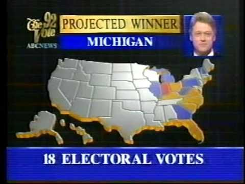 Best Presidential Election Ideas On Pinterest Texas - Us electoral college map 1992