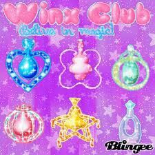 Winx Club Roxy Enchantix Fairy Dust Mount Mercy University