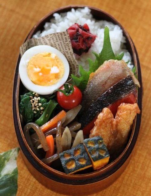 Japanese Lunch Box. -Obento-