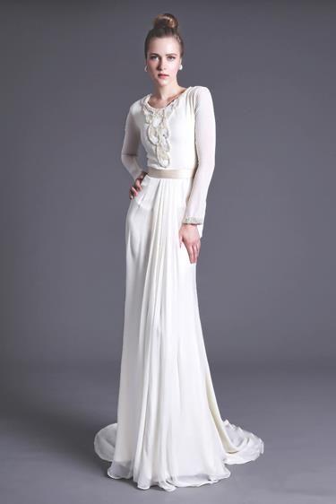 nurita harith..bridal dress