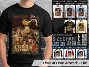 Kaos Game Android Clash of Clans, Kaos Game Clash of Clans Family, Kaos Clash of Clans anak-anak, Kaos Clash of Clans Couple Family, Kaos Clash of Clans Indonesia